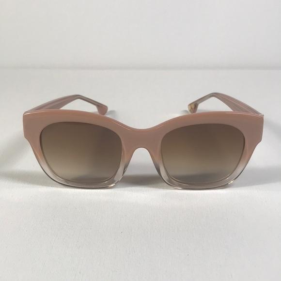 65b0a20ce4 Alice + Olivia sunglasses VICTORIA blush fade